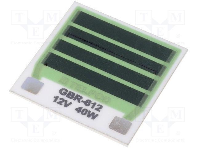 TELPOD GBR-612-12-40-1 - Rezistor: thick film