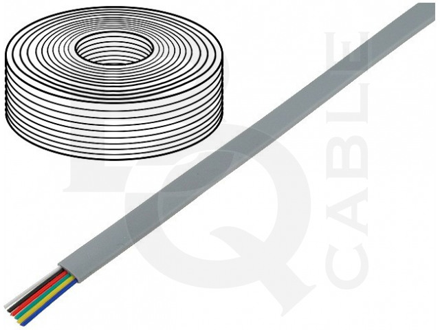 TEL-0034-100/SV BQ CABLE, Leiding