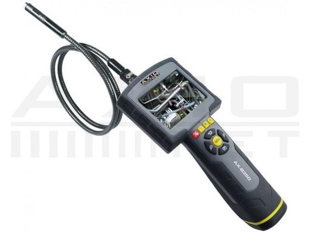 AX-B350 AXIOMET, Vizsgálókamera