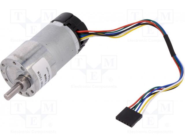 DFROBOT FIT0185 - Motor: DC