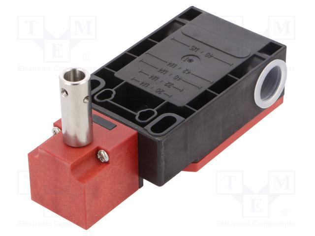 SCHNEIDER ELECTRIC XCSTR751 - Bezpečnostní spínač: pantový