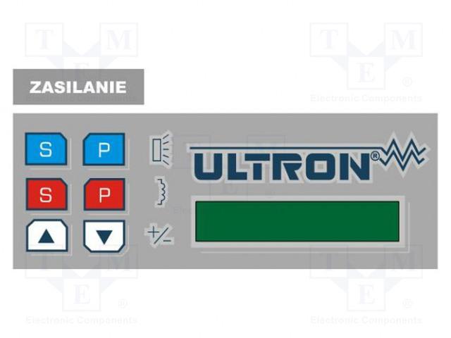 ULTRON U-PROG - Mikroprozessorsteuerung