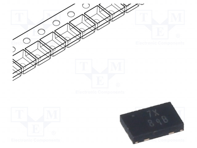 DIODES INCORPORATED AP9211SA-AL-HAC-7 - Supervisor Integrated Circuit