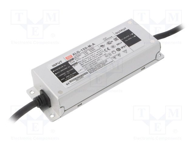 MEAN WELL XLG-150-M-A - Alimentatore: a impulsi