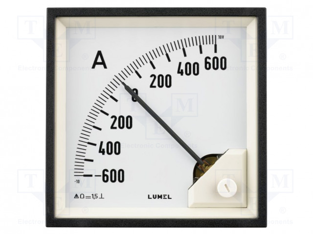 LUMEL MA19N AB1400000000 - Amperometer