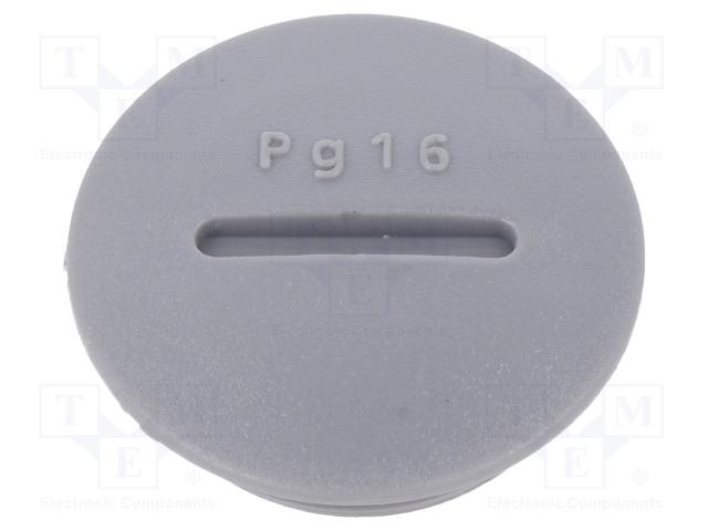 ALPHA WIRE HPP16 SL080 - Stopper
