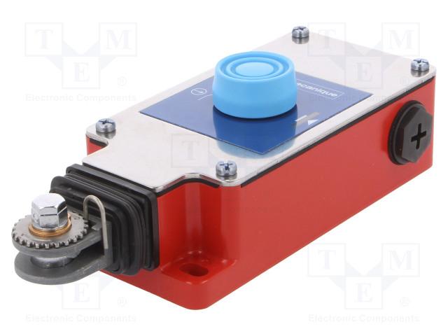 SCHNEIDER ELECTRIC XY2CH13290 - Bezpečnostní spínač: lankový jednostranný