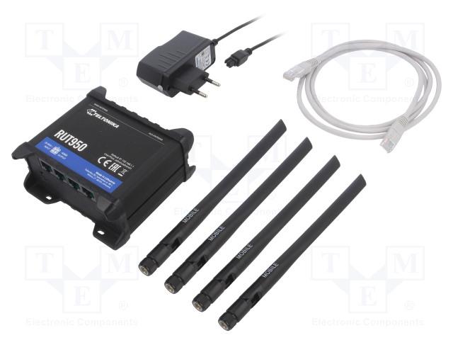 TELTONIKA RUT950V022C0 - Modul: router GSM