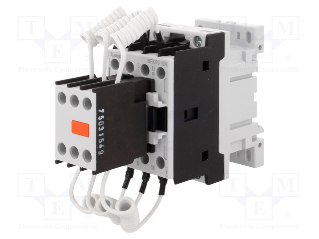 LOVATO ELECTRIC BFK0910A230 - Kontaktori: 3-napainen