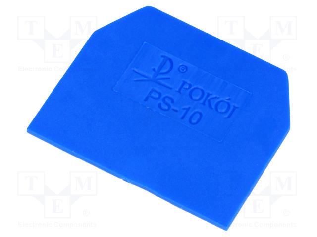 POKÓJ PS-10 A41-6206 - End plate