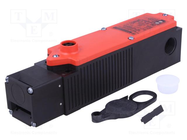 SCHNEIDER ELECTRIC XCSLE2525312 - Bezpečnostní spínač: závorový