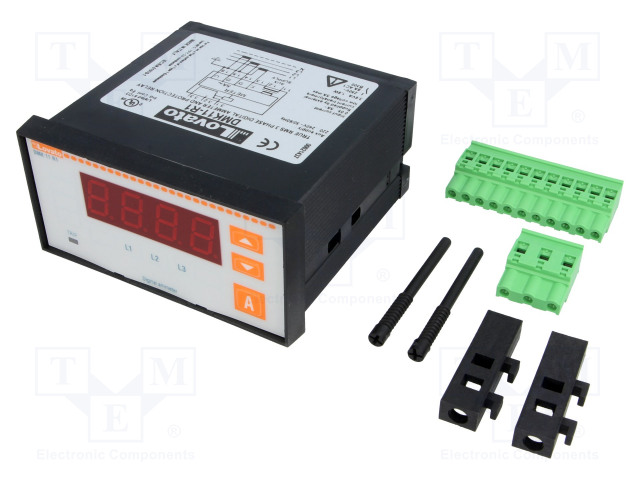 LOVATO ELECTRIC DMK 11 R1 - Ampeerimittari