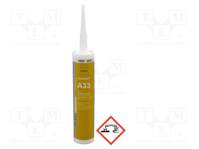 WACKER ELASTOSIL A33 - Guma silikonowa