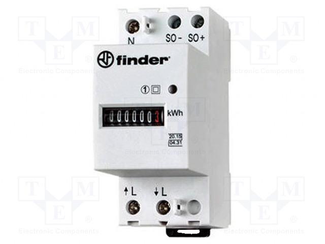 FINDER 7E.16.8.230.0000 - Kontrolér