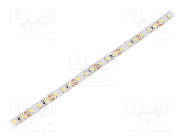 WISVA OPTOELECTRONICS HH-S120F008-2835-12 CW WHITE PCB IP20 - LED-Band