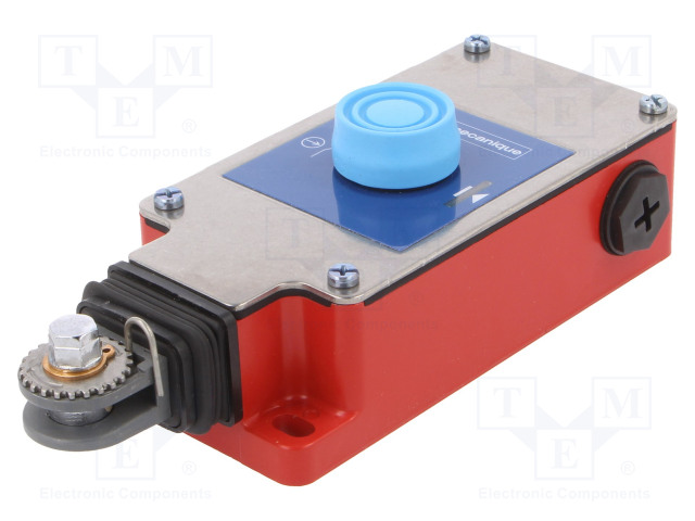 SCHNEIDER ELECTRIC XY2CH13270 - Bezpečnostní spínač: lankový jednostranný