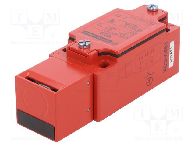 SCHNEIDER ELECTRIC XCSA501 - Bezpečnostní spínač: zámkový