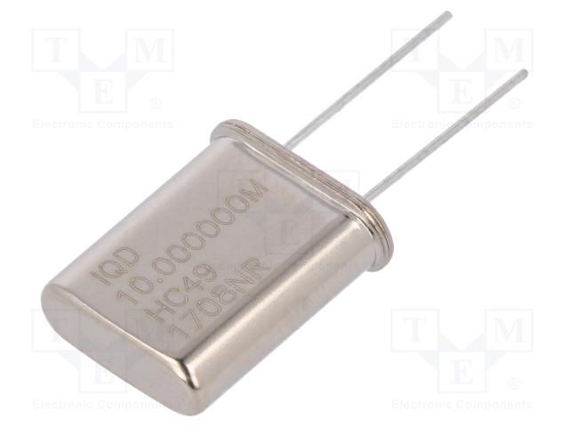 IQD FREQUENCY PRODUCTS LFXTAL003164BULK - Resonator: quartz