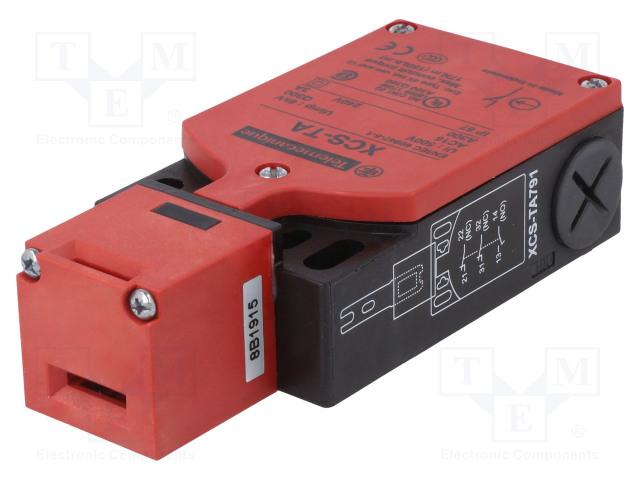 SCHNEIDER ELECTRIC XCSTA791 - Bezpečnostní spínač: zámkový