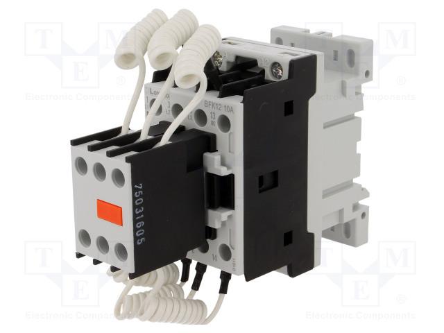 LOVATO ELECTRIC BFK1210A230 - Kontaktori: 3-napainen