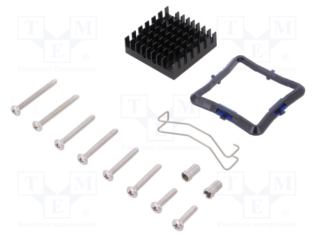 Advanced Thermal Solutions ATS-61310D-C1-R0 - Chladič: lisovaný