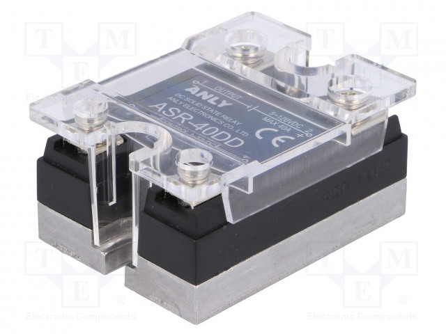 ANLY ELECTRONICS ASR-40DD - Relay: solid state