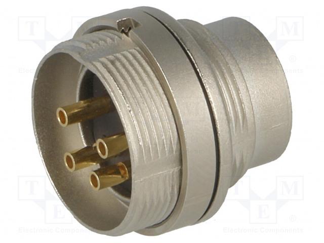 LUMBERG 0314 04 - Connettore: M16