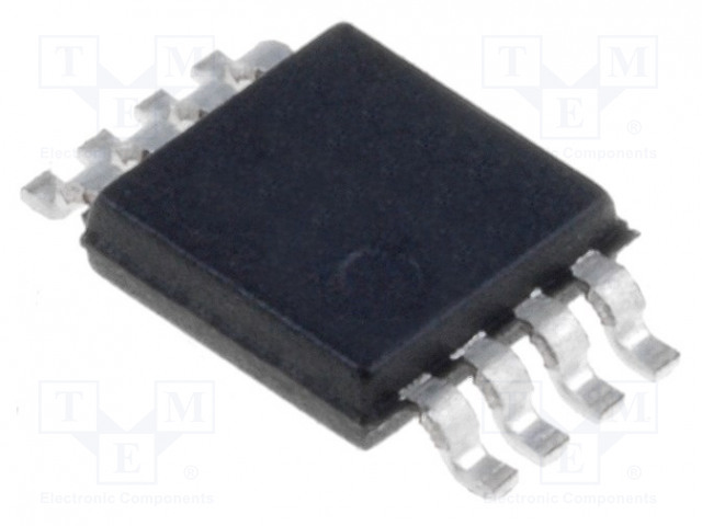 MICROCHIP TECHNOLOGY 11AA160-I/MS - EEPROM memory