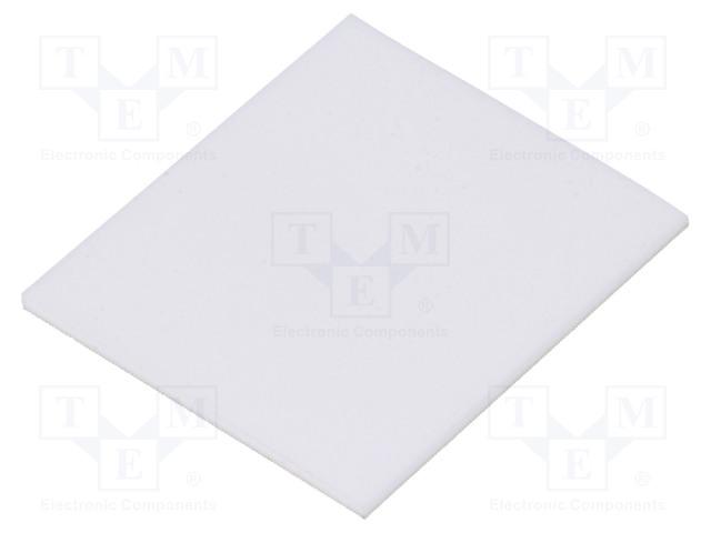 FISCHER ELEKTRONIK AOS 247 - Podkładka termoprzewodząca: ceramiczna