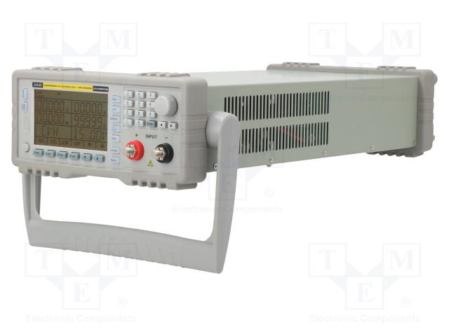 AXIOMET AX-EL600W120A - Sarcină electronică