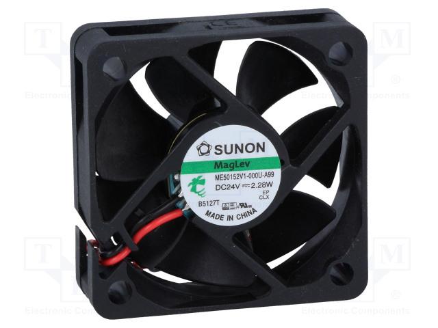 SUNON ME50152V1-000U-A99 - Fan: DC
