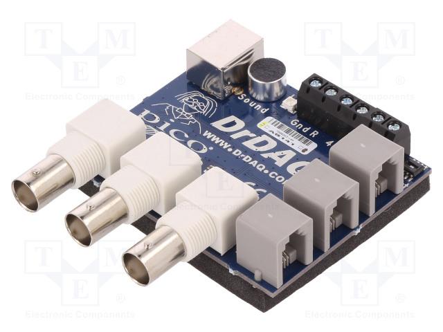 Pico Technology USB DRDAQ KIT - Aparat de măsură: sistem de achiziţie de date