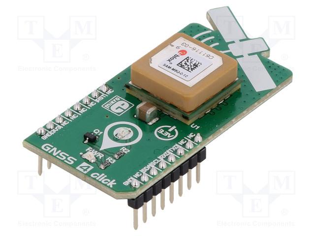 MIKROELEKTRONIKA GNSS 4 CLICK - Click board