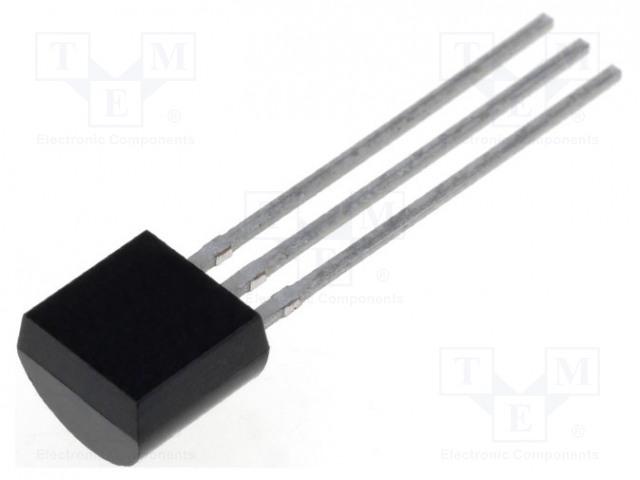 STMicroelectronics L78L05CZ - IC: voltage regulator