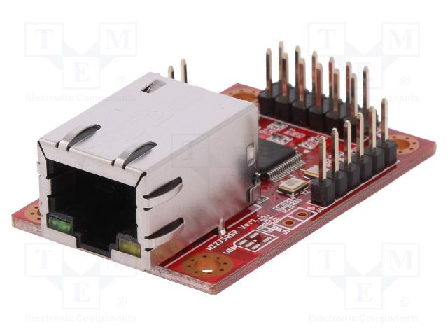 WIZNET WIZ750SR-TTL - Moduuli: Ethernet