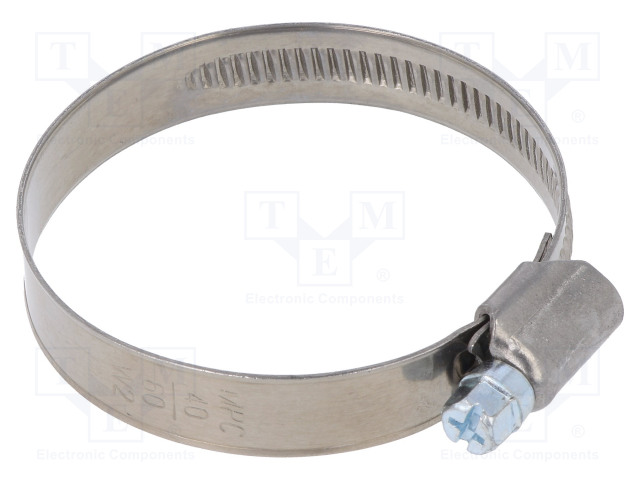 MPC INDUSTRIES DD2040 - Worm gear clamp