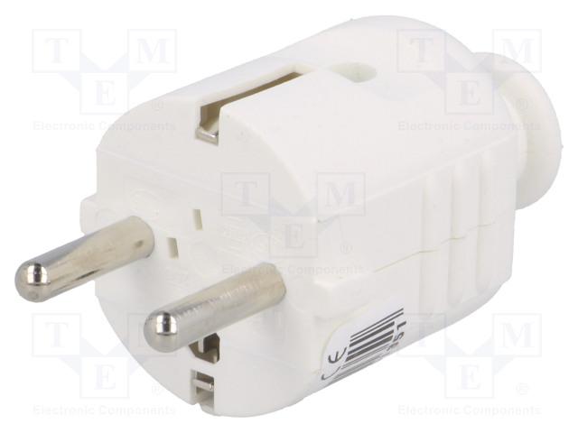 PCE 08266 - Steckverbinder: zur AC-Stromversorgung