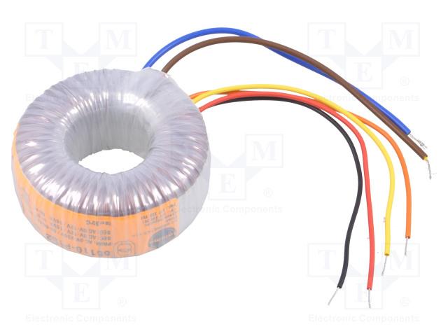 TALEMA 55110-P1S2 - Transformator: Ringkern