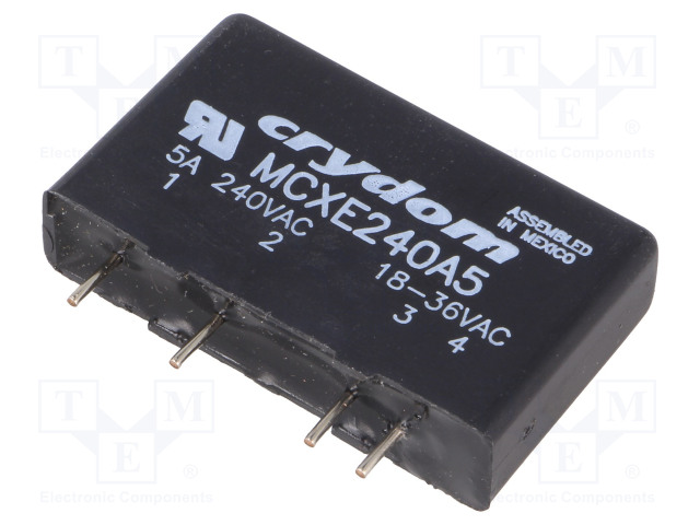 CRYDOM MCXE240A5 - Relay: solid state