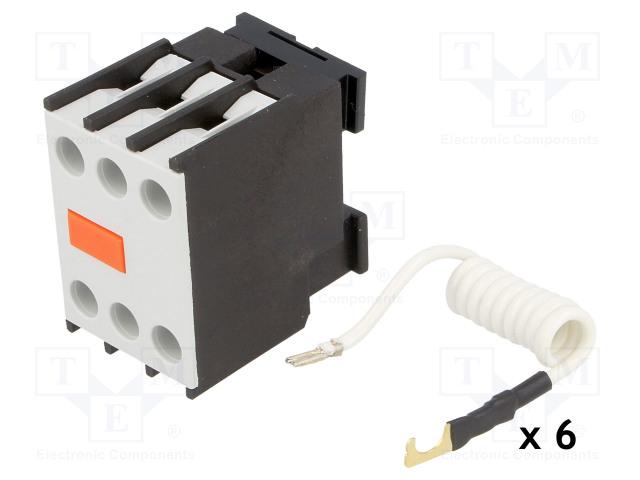 LOVATO ELECTRIC 11G460 - Lisätarvikkeet kontaktoreita varten: tuki-koskettimet