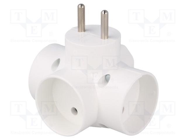 TIMEX-ELEKTRO R-43 - Connector: AC supply