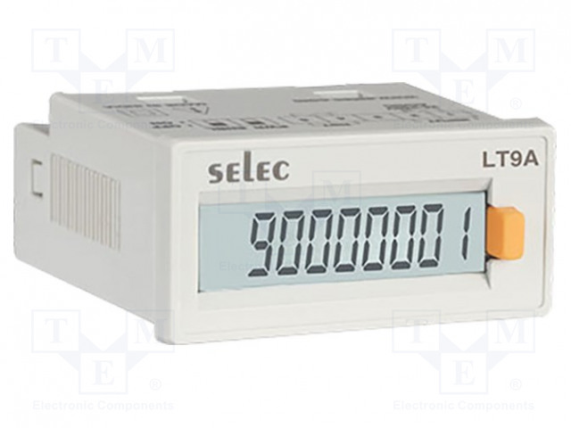 SELEC GMBH LT920A-C-CE - Contador do tempo de trabalho