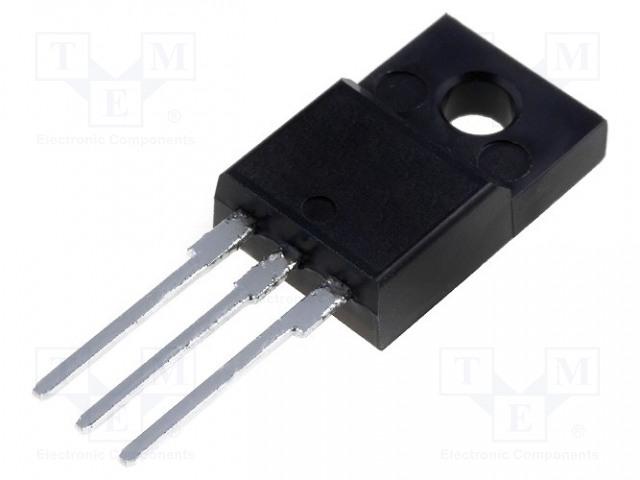 TOSHIBA 2SK3566(STA4,Q,M) - Tranzistor: N-MOSFET