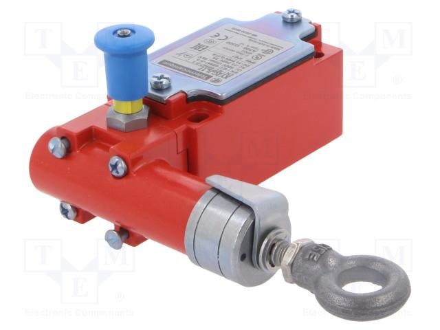 SCHNEIDER ELECTRIC XY2CJL17 - Bezpečnostní spínač: lankový jednostranný