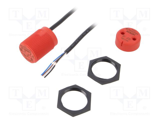 SCHNEIDER ELECTRIC XCSDMR5912 - Bezpečnostní spínač: magnetický
