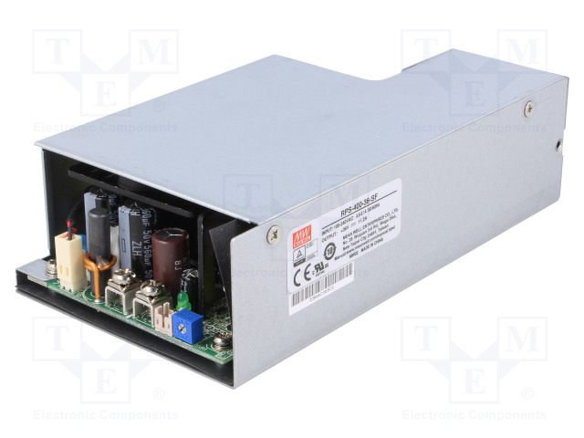 MEAN WELL RPS-400-36-SF - Alimentation: à impulsions