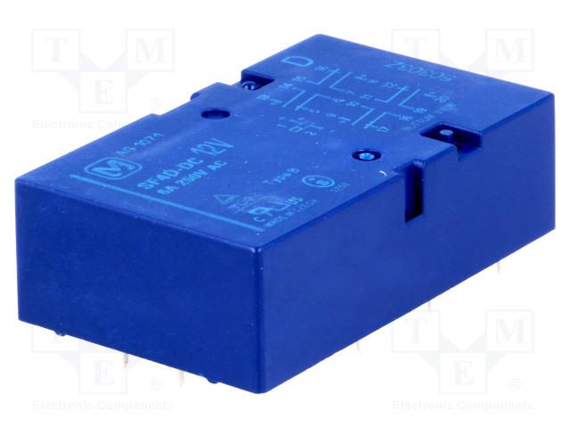 PANASONIC SF4D-DC12V - Relay: electromagnetic