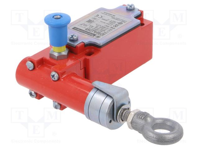 SCHNEIDER ELECTRIC XY2CJL17H29 - Bezpečnostní spínač: lankový jednostranný