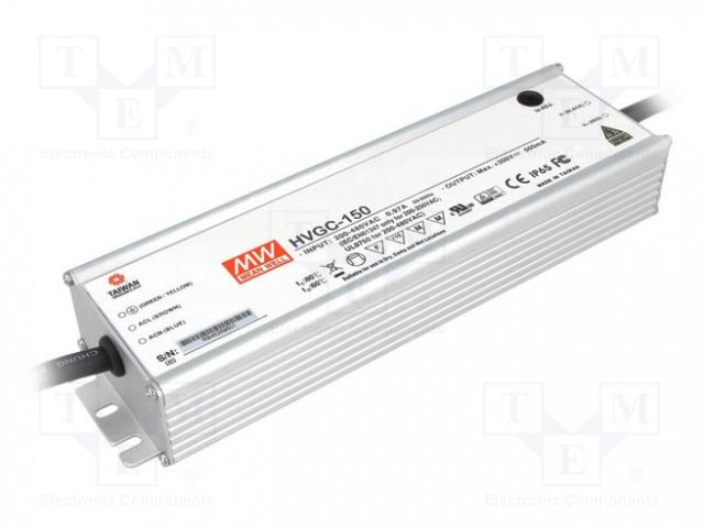 MEAN WELL HVGC-150-1050A - Alimentatore: a impulsi