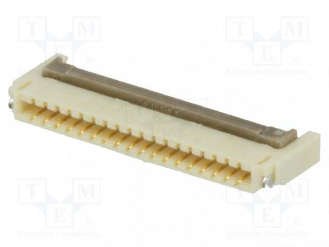 OMRON OCB XF2W18151AR100 - Connector: FFC (FPC)